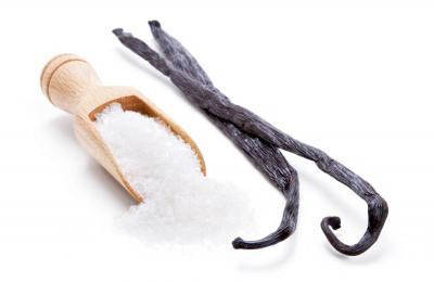 Azúcar vainillado