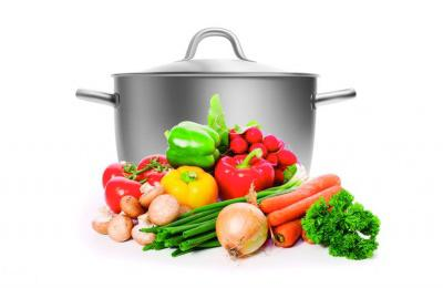 Vegetable flavour stock