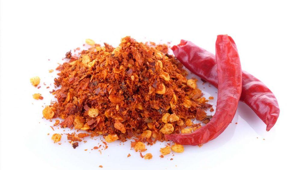 spices paprika murcia